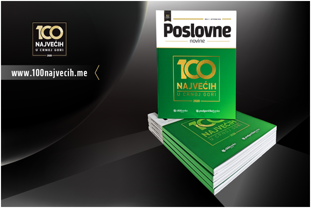 Achievements of the most successful companies in 2019 presented in the Top 100 publication
